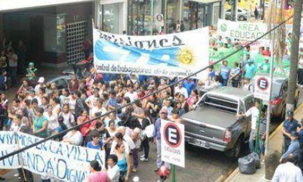 La CTA Misiones convoca a un paro provincial con movilización para este miércoles