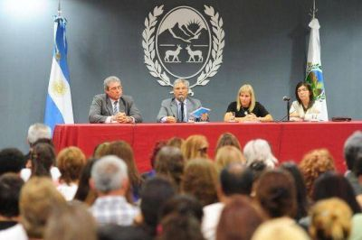 Presentaron el protocolo de atención a mujeres víctimas de violencia