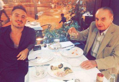 "Federico Bal: ""Mi viejo disfruta su vuelta a la vida"""