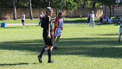 Elizondo dirigió la final del torneo Hermanos Maristas
