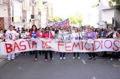 Organizaciones sociales marcharon para exigir