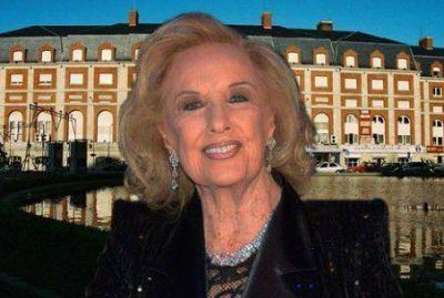 Mirtha Legrand visitará el Festival de Cine de Mar del Plata