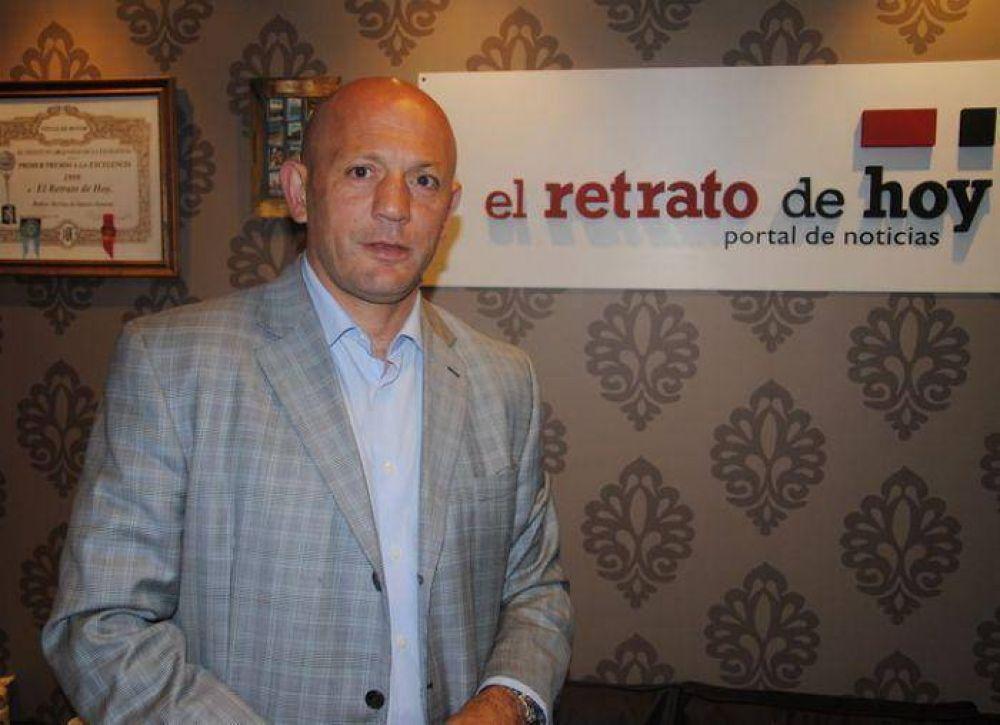 """Martín Aiello llamó a los bancarios a apoyarlo con su voto """"para seguir logrando conquistas para todos"""""""