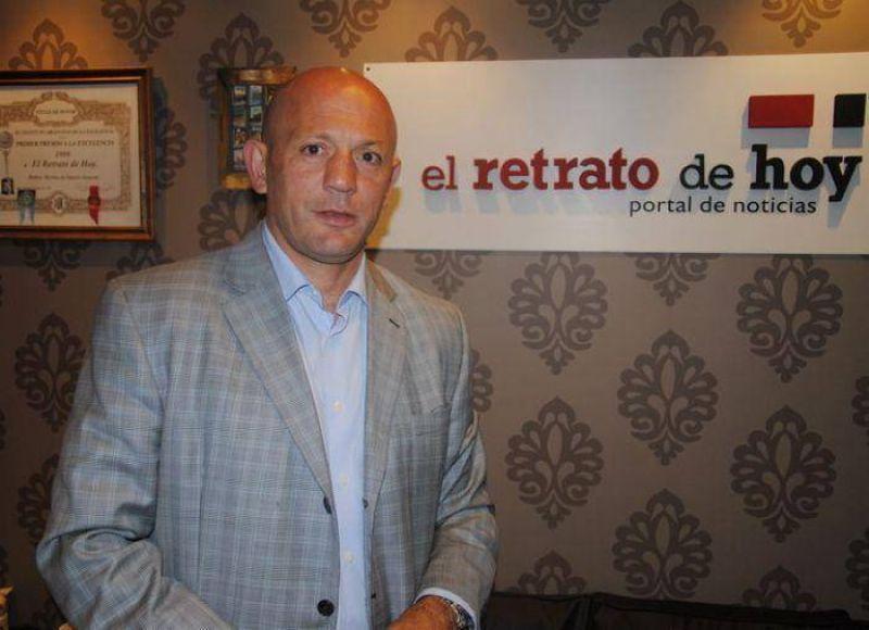 Mart�n Aiello llam� a los bancarios a apoyarlo con su voto �para seguir logrando conquistas para todos�