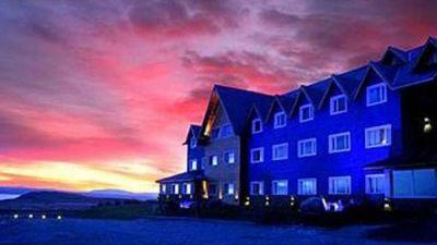 El Alto Calafate, un hotel sin plena ocupación e investigado por lavado