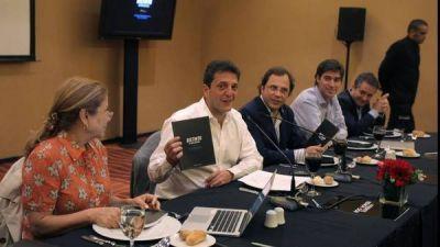 Massa present� su proyecto de C�digo Procesal centrado en la