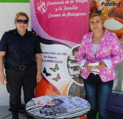 Conmemoraron el Día Internacional de la Eliminación de la Violencia Contra las Mujeres