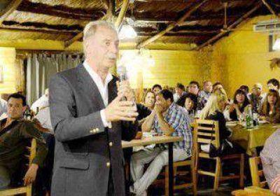 Sobisch denunció que Provincia y Nación son socias
