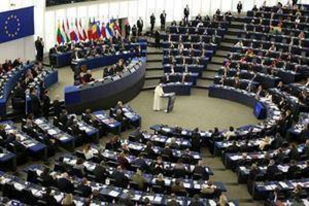 Duro reto del Papa a Europa, a la que llamó
