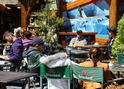 Más del 80 por ciento de ocupación para El Calafate