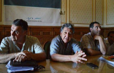 El Ejecutivo lamenta la actitud de algunos referentes barriales