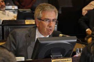 Armendáriz solicitó información sobre el manejo del fondo sojero