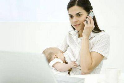 Garantizan que madres puedan amamantar en sus lugares de trabajo