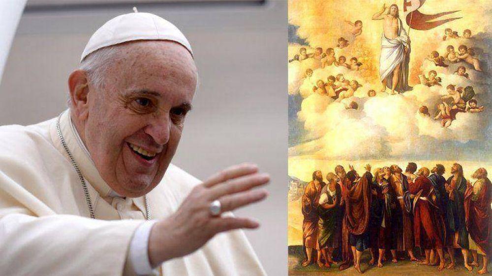 El Papa explicó qué es el cielo