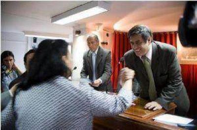 Barrionuevo consolidó la alianza con el Frente Cívico en Diputados