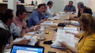 Comenzaron los plenarios para analizar el presupuesto