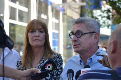 Maldonado y Dumrauf culpan a Capitanich por la
