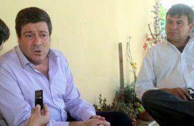 Mariotto discutió propuestas para la ciudad y el puerto