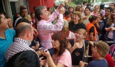 Fallida marcha convocada por el concejal Héctor Ruiz