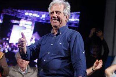 Resignados o eufóricos, los uruguayos ya dan las elecciones por decididas