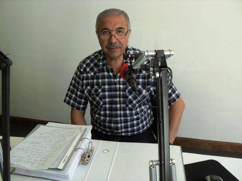 """José Luis Caballeri: """"Ahora los municipios están obligados a tener paritarias"""""""