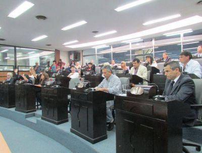 Concejales aprobaron la sesi�n preparatoria que habilita el tratamiento de la suba de las tasas municipales