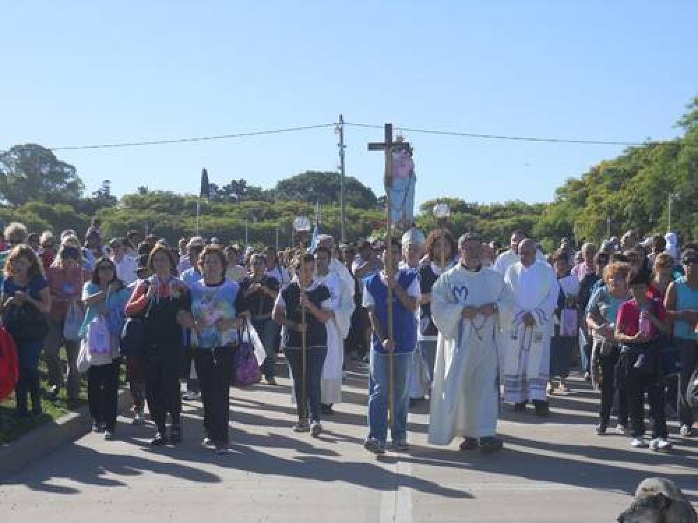 """Héctor Cardelli: """"María pide para nosotros luz, liberación y purificación"""""""