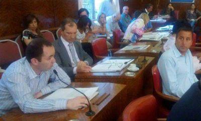 Concejales del Frente Renovador emitieron un comunicado repudiando la pérdida de Barrera