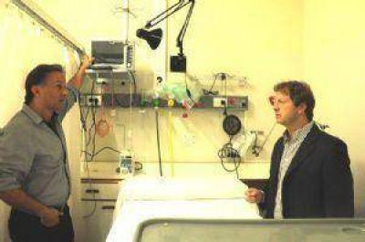 Renuevan equipamiento de Terapia Intensiva del Hospital Municipal