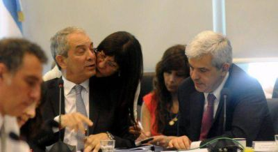 Insaurralde renunció a una comisión para facilitar el Código Procesal Penal