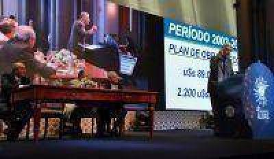 De Vido abrió el 4º Encuentro ALOAS 2014