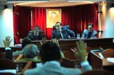 El Senado aprobó la ley de Seguridad con los votos del FV