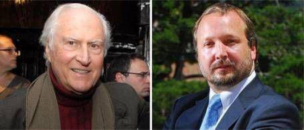 Pino Solanas elogió la convocatoria y Sabbatella pidió debatir la pobreza