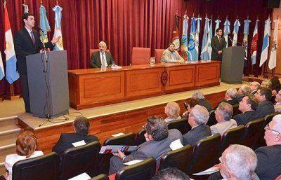 Urtubey particip� en la apertura de las Jornadas del Foro Federal de Consejos de la Magistratura y Jurados de Enjuiciamiento