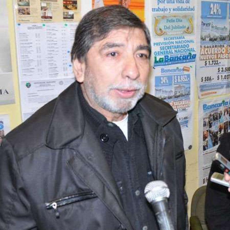 Orlando Gómez fue reelecto frente al gremio bancario