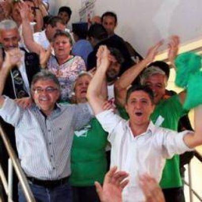 UNLaR. Oficializan el triunfo de la dupla Calder�n-Gaspanello