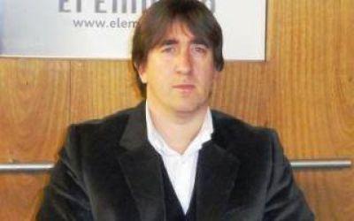 San Miguel: El PRO quiere al periodista Sebasti�n Dumont como candidato a Intendente