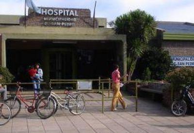 Hospital: Cicop continúa de paro