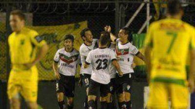 Defensa y Justicia perdió con Vélez luego de tres encuentros sin caídas