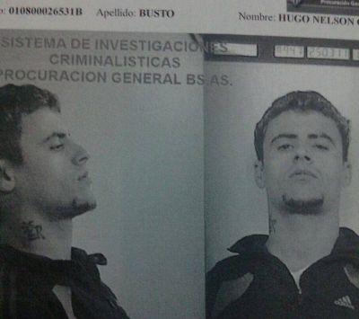 Es intensamente buscado Hugo Nélson Busto; acusado de asesinar al policía Walter Barrera