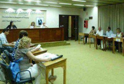 Concejales ratificaron el acuerdo entre Municipio, Aoem y Festram