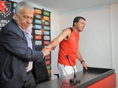 Raggio dirige su último partido en Newell's y se viene el inicio de una nueva era