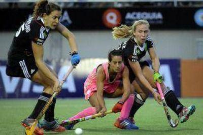 Las Leonas debutaron con un triunfo ante Alemania
