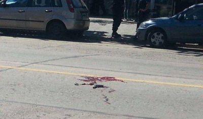Se entregó Hugo Ramón Bustos, presunto asesino del sargento Walter Barrera