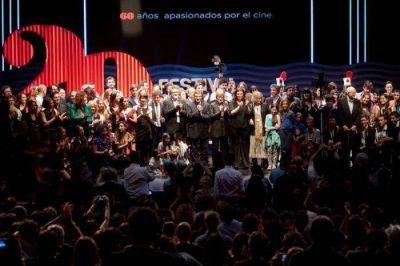 El intendente particip� del cierre y entrega de premios del 29� Festival Internacional de Cine