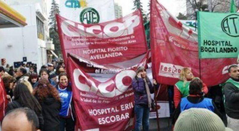 Cumbre de los trabajadores de la Salud en Mar del Plata