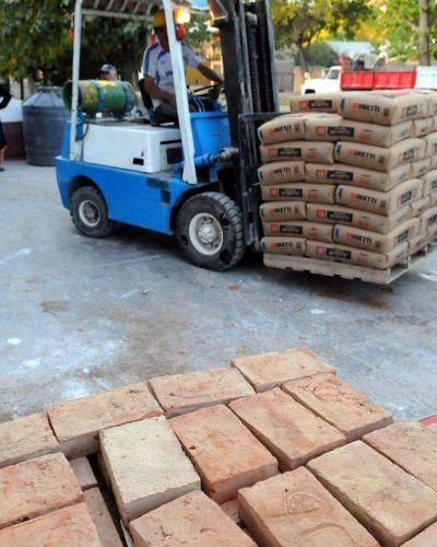 Los materiales de construcción subieron 44% en un año