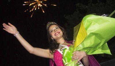 Florencia Perrone es la nueva reina provincial del Turismo 2015