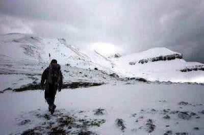 Nieve y granizo a solo d�as de la llegada del verano