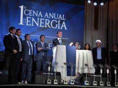 Pérez resaltó al sector energético en la provincia